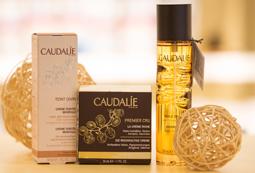 Produkte der Marke Caudalie.