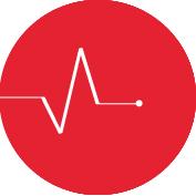 Icon fuer gesundheitstest