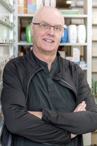 Klaus Mueller aus der Heidberg Apotheke in Bremen